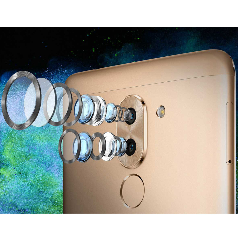 Mobile Phones Honor 6X Dual Sim 64GB LTE 4G Gold 4GB RAM