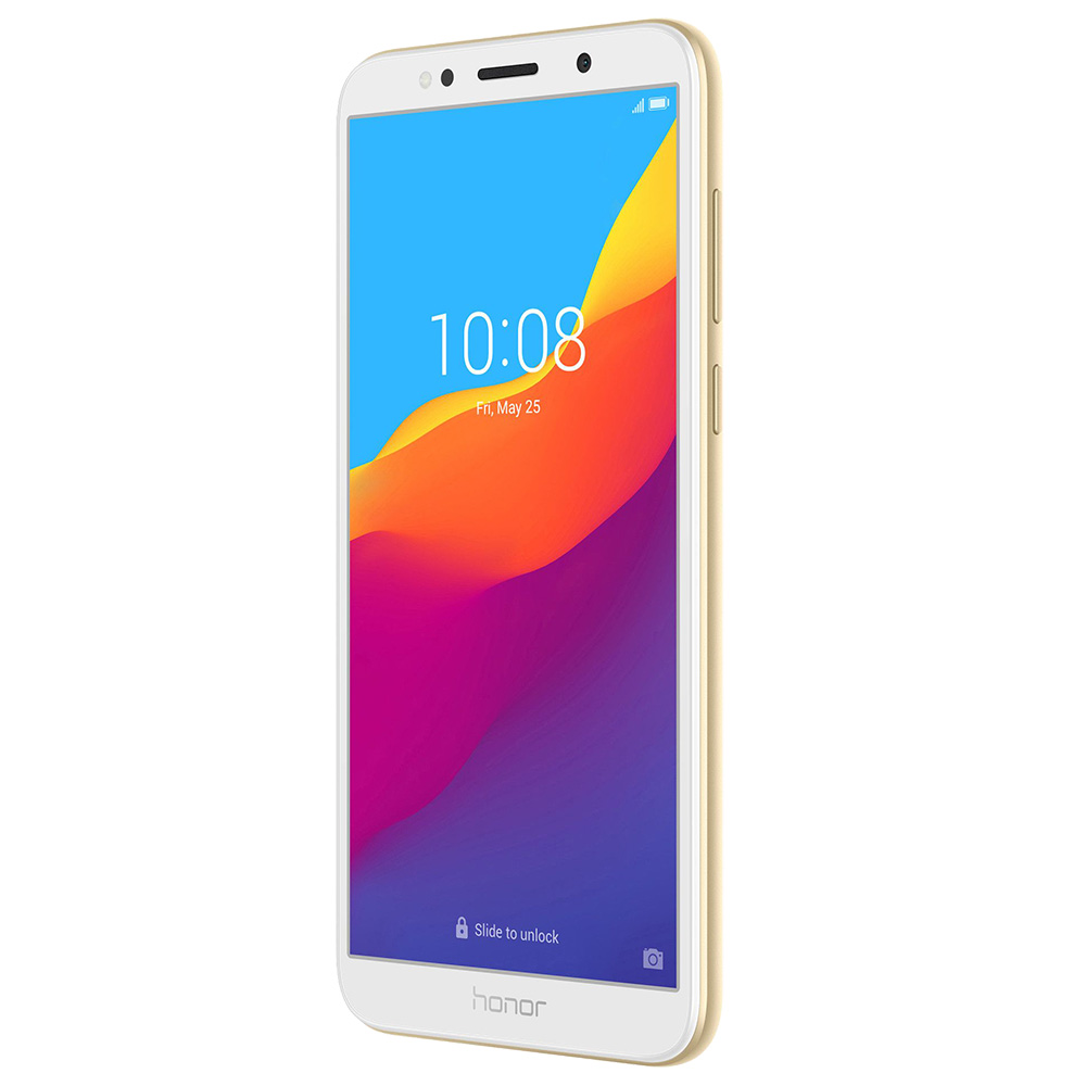 Honor 7S  Dual Sim 16GB LTE 4G Gold
