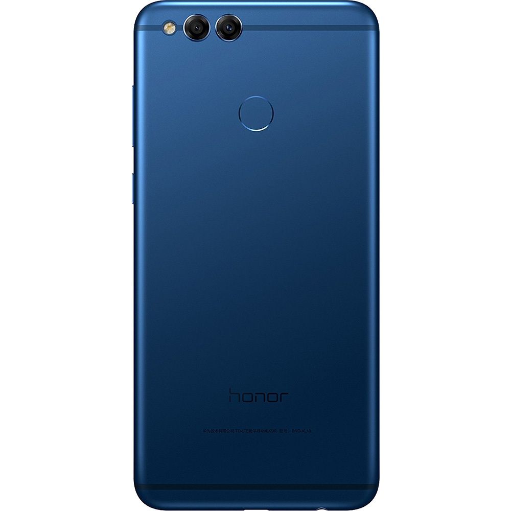 Mobile Phones Honor 7X Dual Sim 64GB LTE 4G Blue 4GB RAM