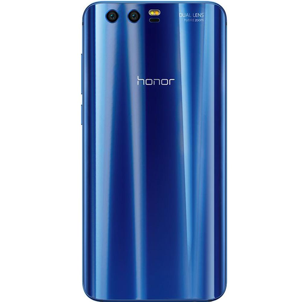 Mobile Phones Honor 9 Dual Sim 64GB LTE 4G Blue 6GB RAM ...