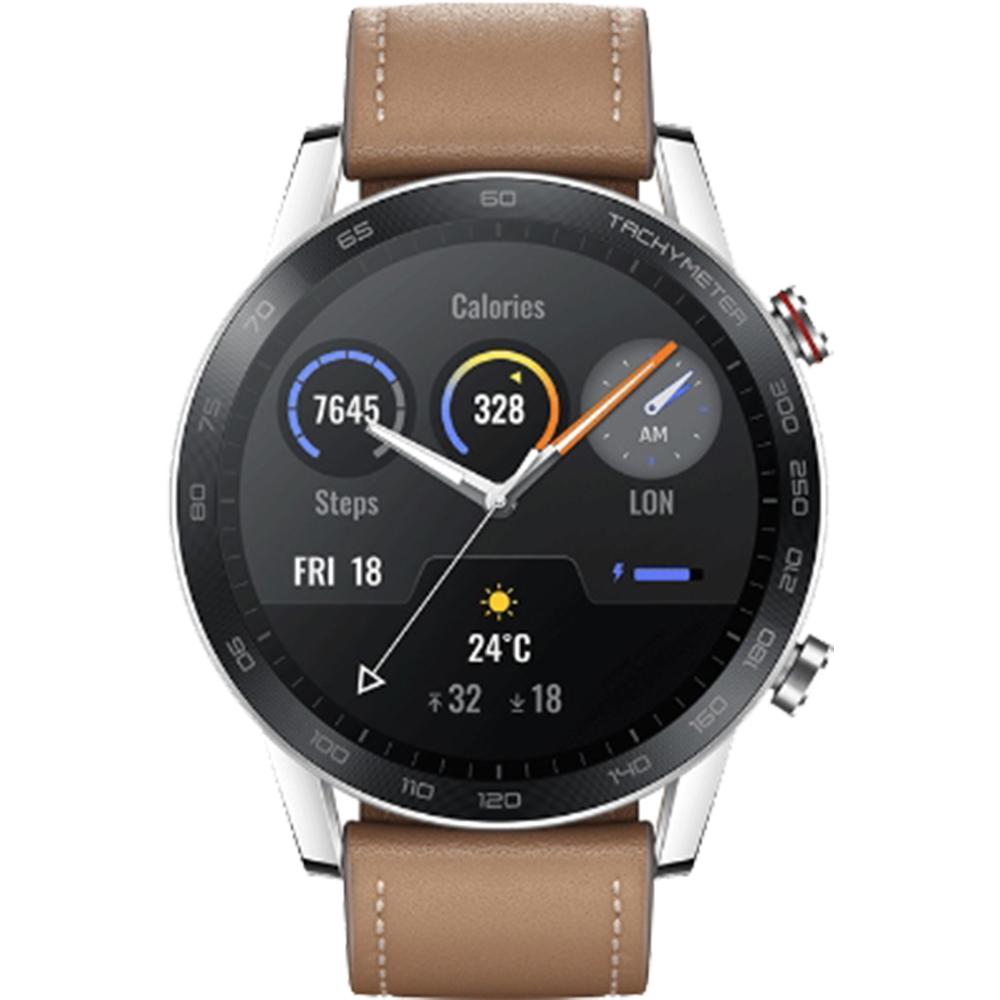 HUAWEI Smartwatch Honor Watch Magic 2 Flax Brown, 46mm Maro