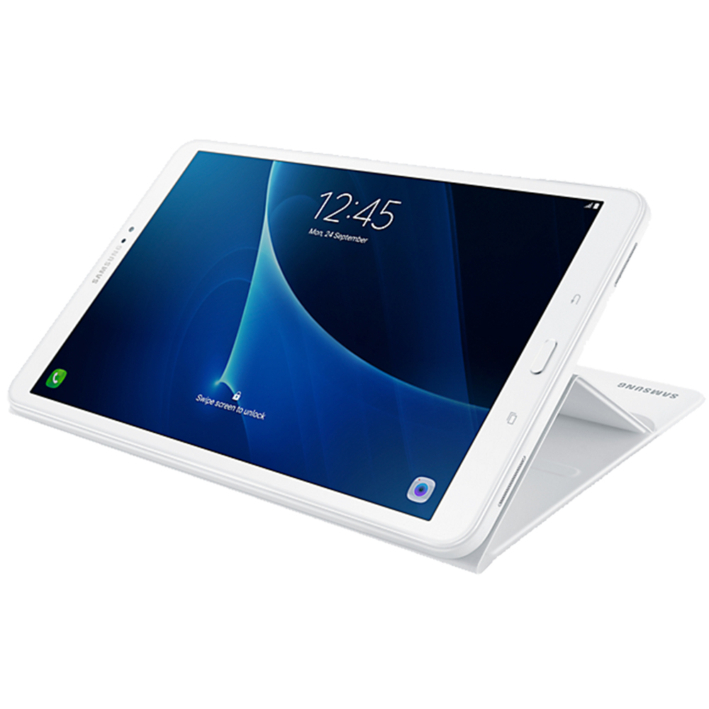 Samsung Book Cover Tab A 10  White Ef-Bt580pwegww