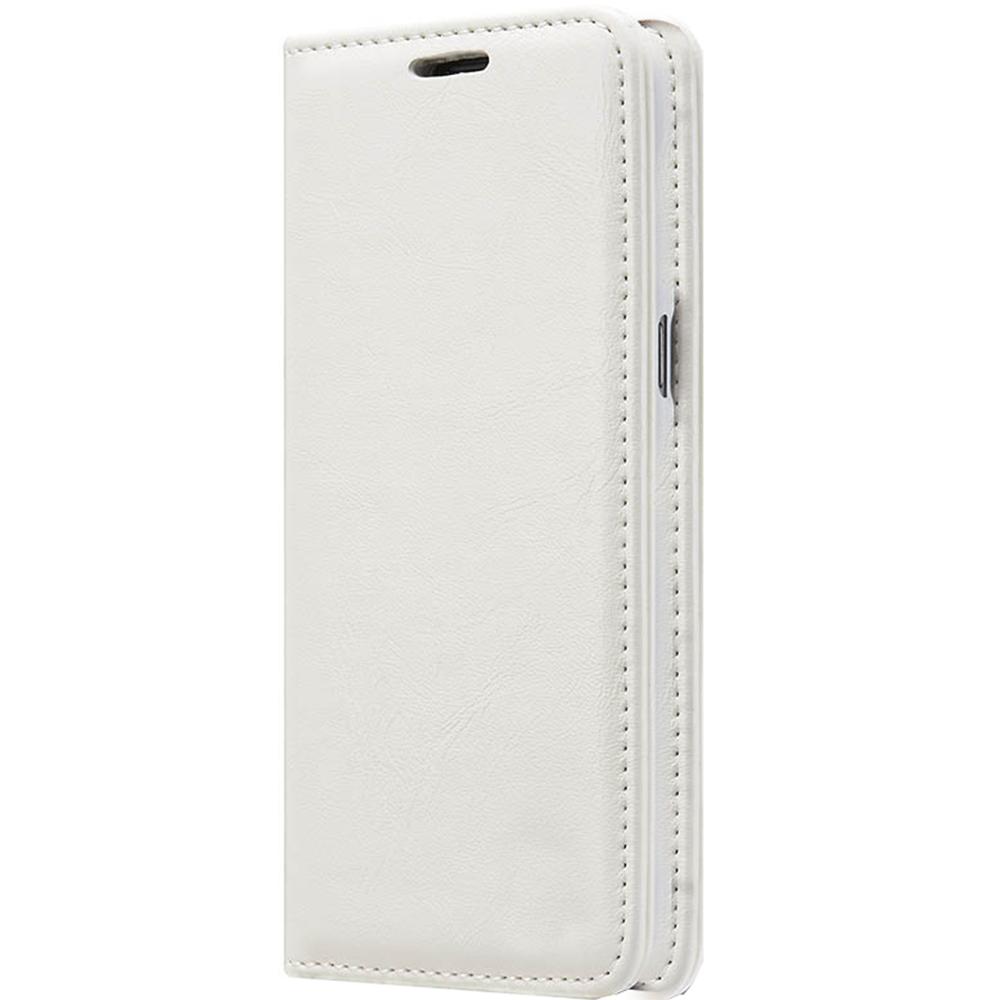 Husa Agenda ZMEURINO Card Slot Alb WALFOLCIX_SGS8PWH SAMSUNG Galaxy S8 Plus