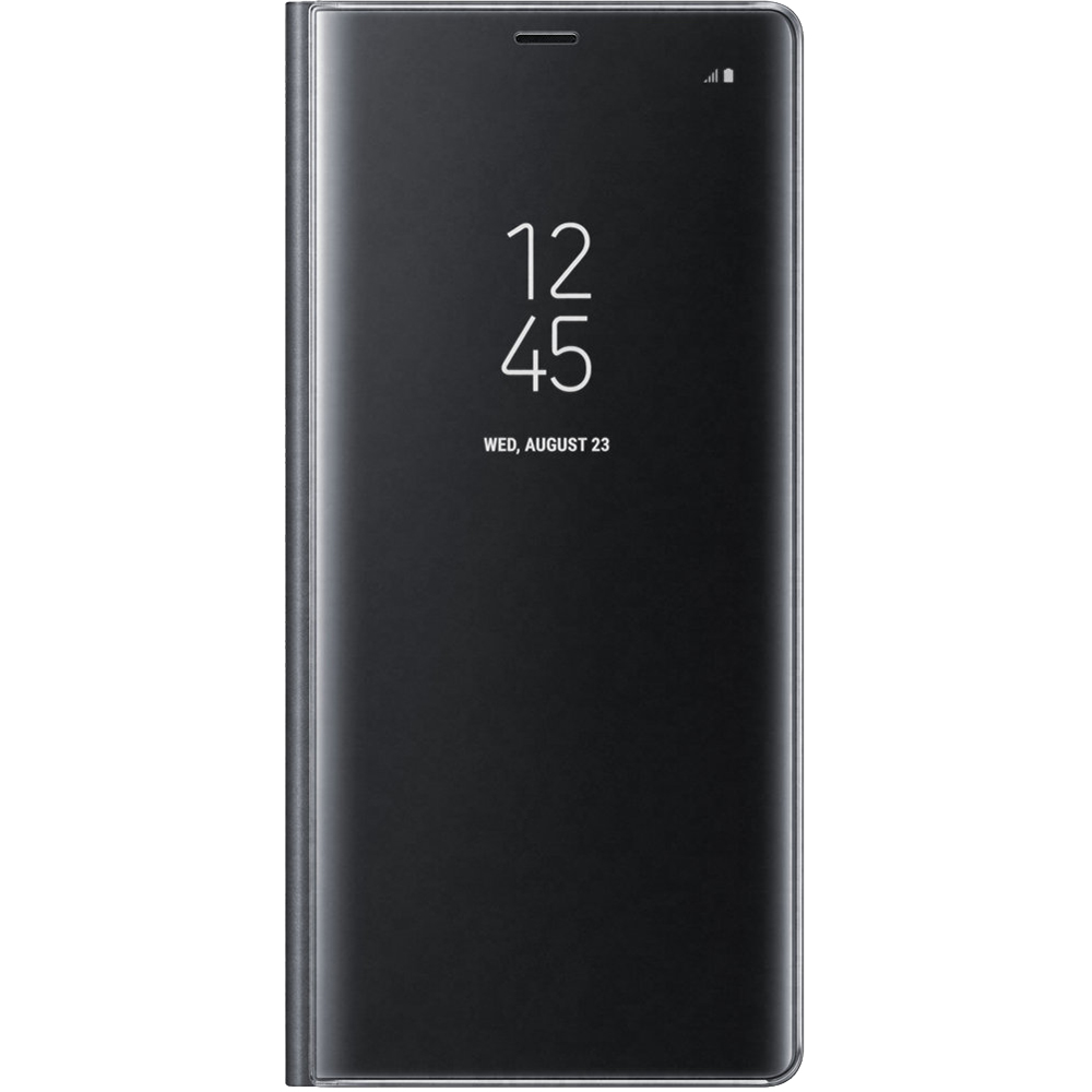 Clear View Book Black SAMSUNG Galaxy Note 8