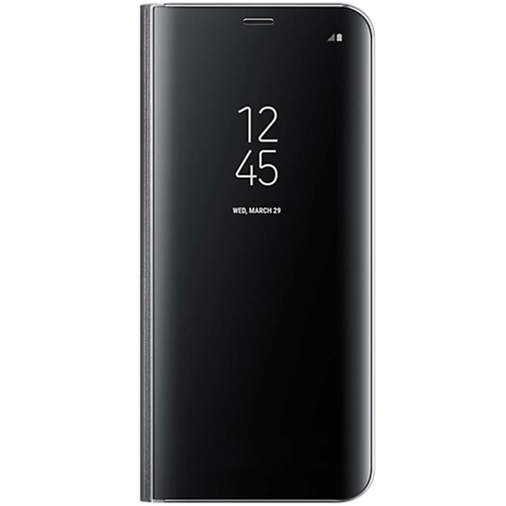 Clear View Book Black SAMSUNG Galaxy S8 Plus