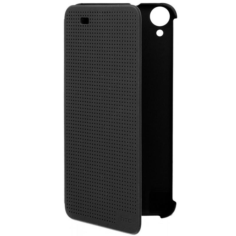 premium selection 25217 282e0 Corpuri iluminat exterior Dot View Book CASES Black HTC Desire 820 ...
