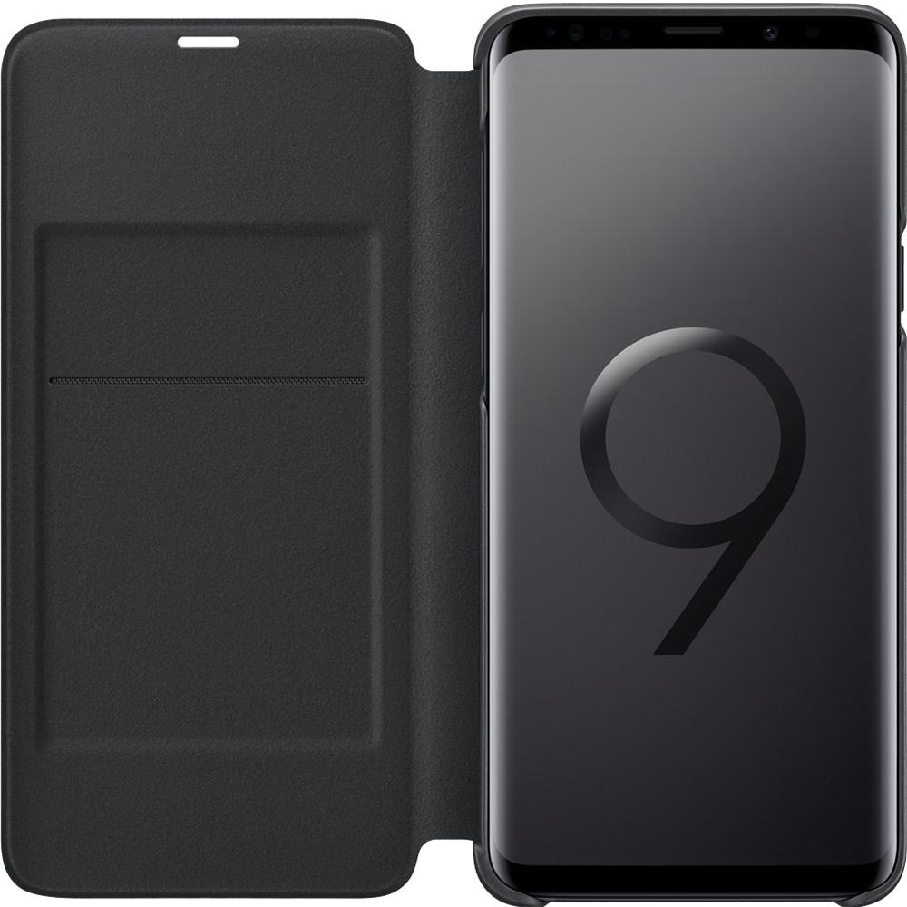 Led View Book Black SAMSUNG Galaxy S9 Plus