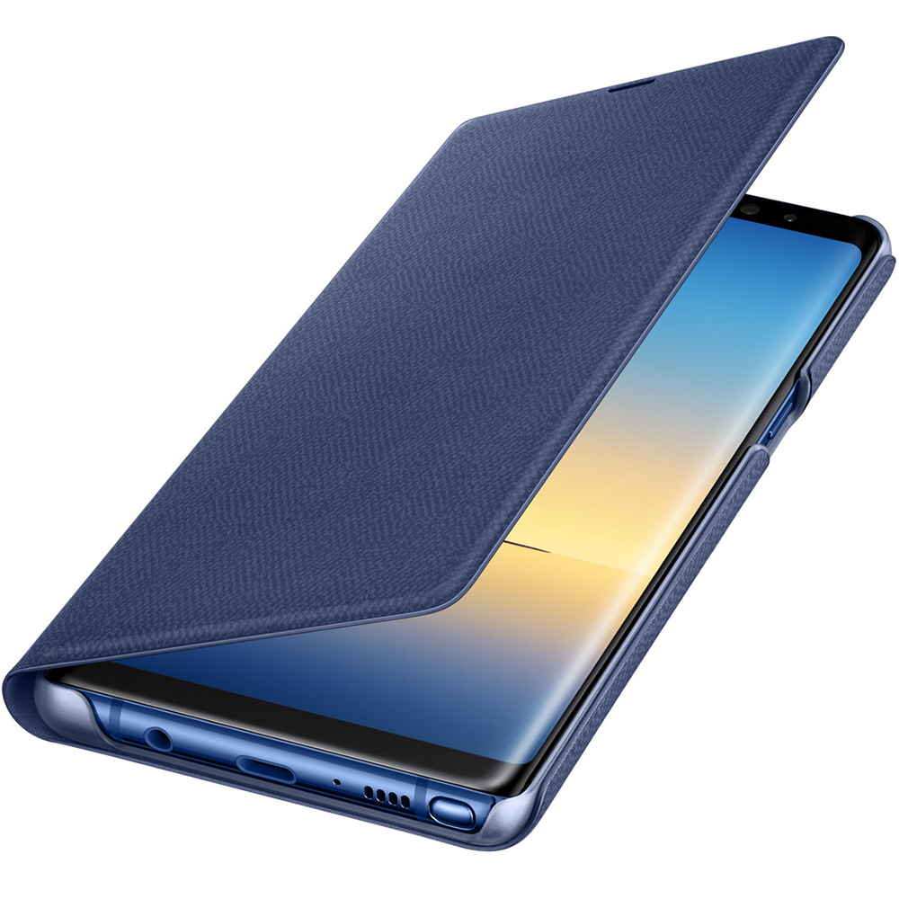 Led View Book Blue SAMSUNG Galaxy Note 8