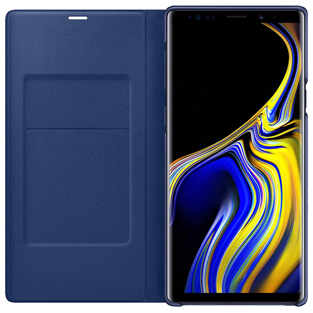 Led View Book Blue SAMSUNG Galaxy Note 9
