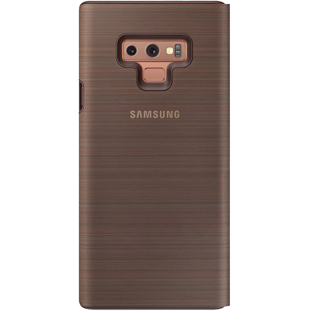 Led View Book Brown SAMSUNG Galaxy Note 9