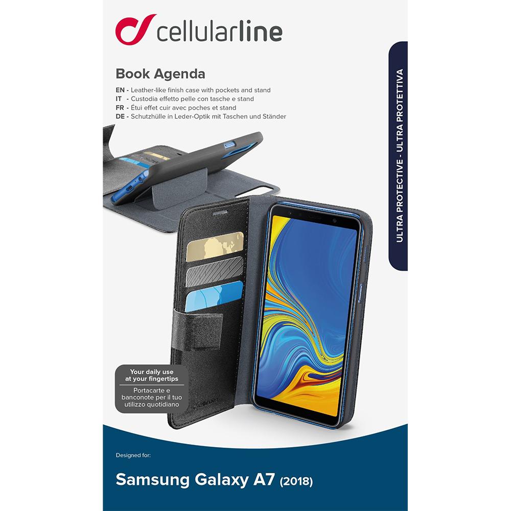cover samsung a7 2018 cellularline