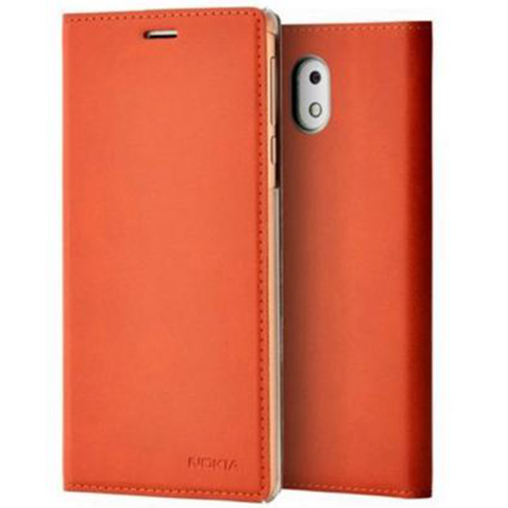 Slim Book Brown NOKIA 3