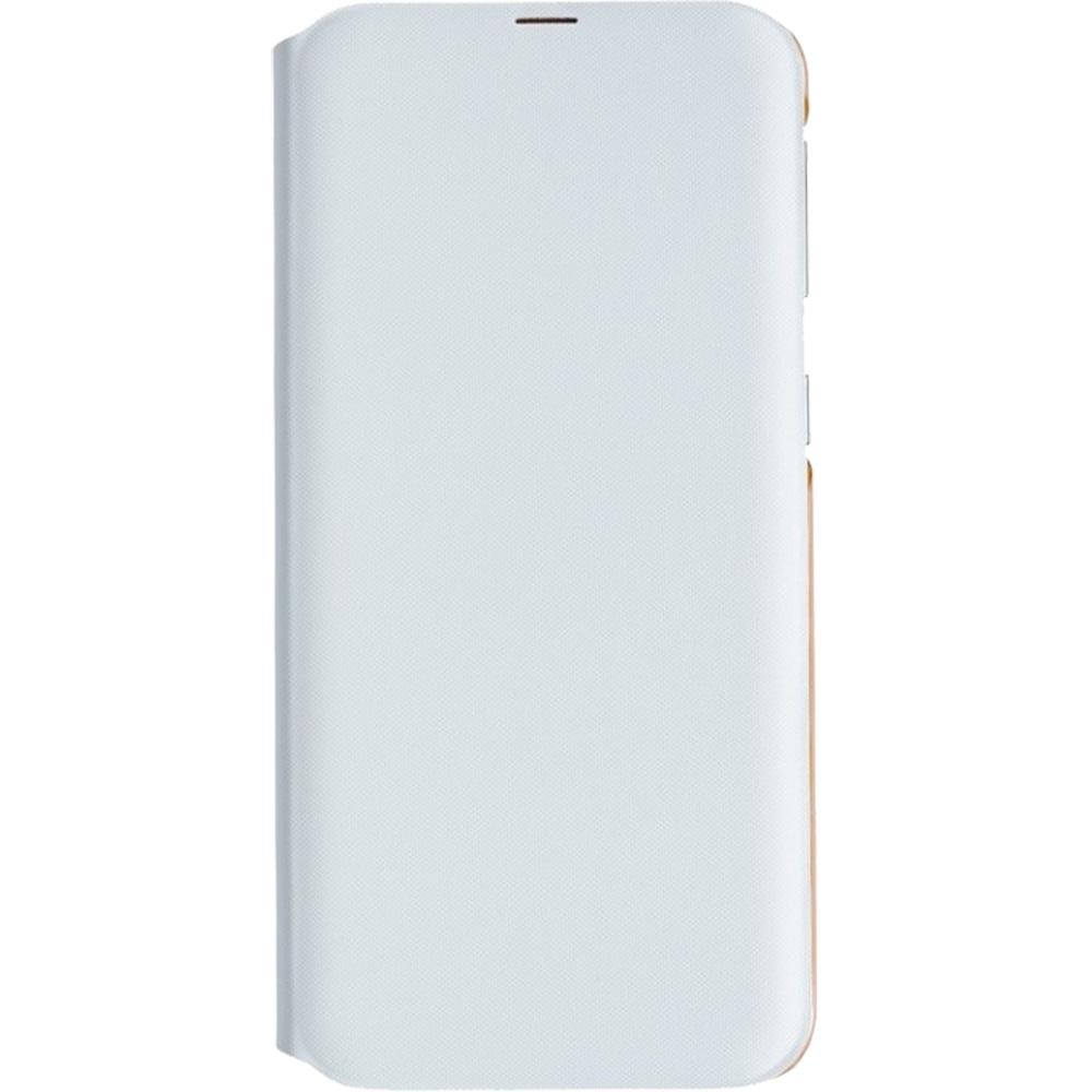 Wallet Book White SAMSUNG Galaxy A40