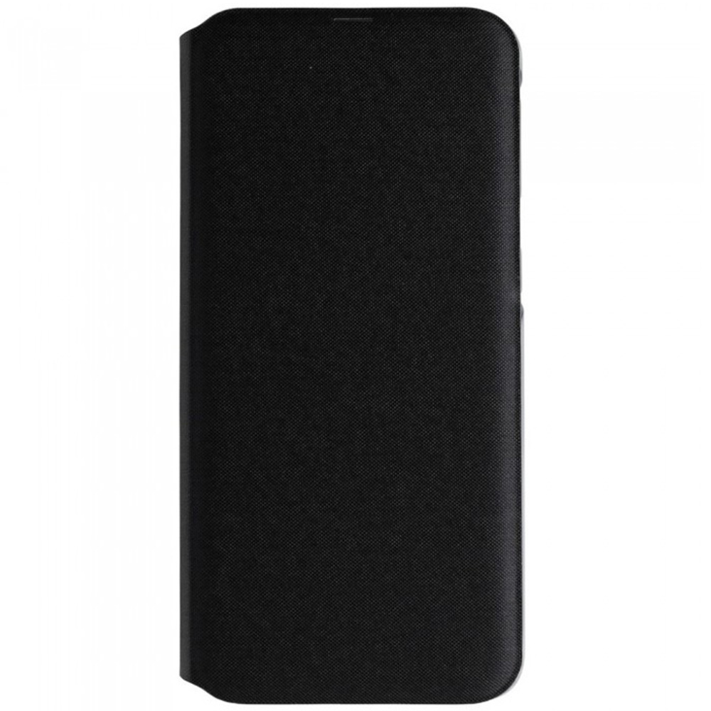 Wallet Book Black SAMSUNG Galaxy A40