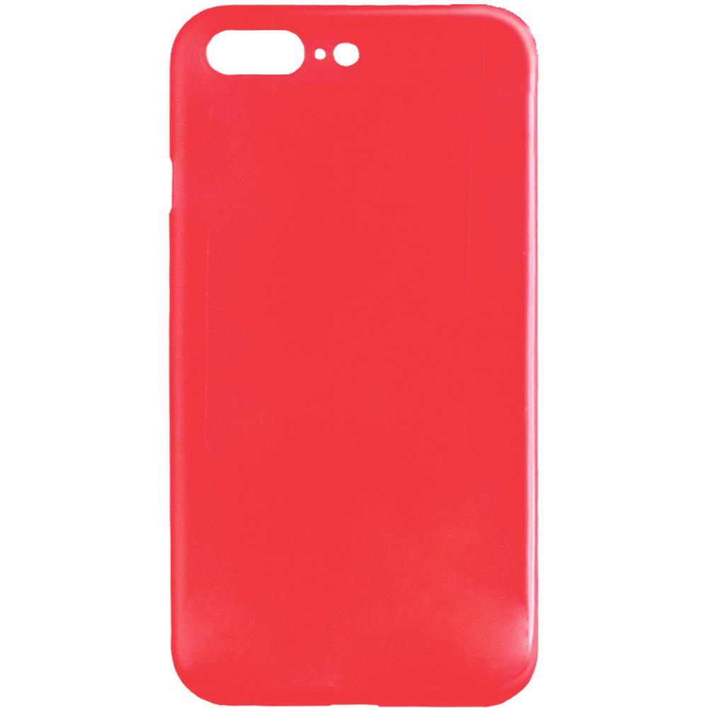 Husa Capac Spate ZMEURINO Slim Rosu CLVSLIMIP7PR Apple iPhone 7 Plus, iPhone 8 Plus