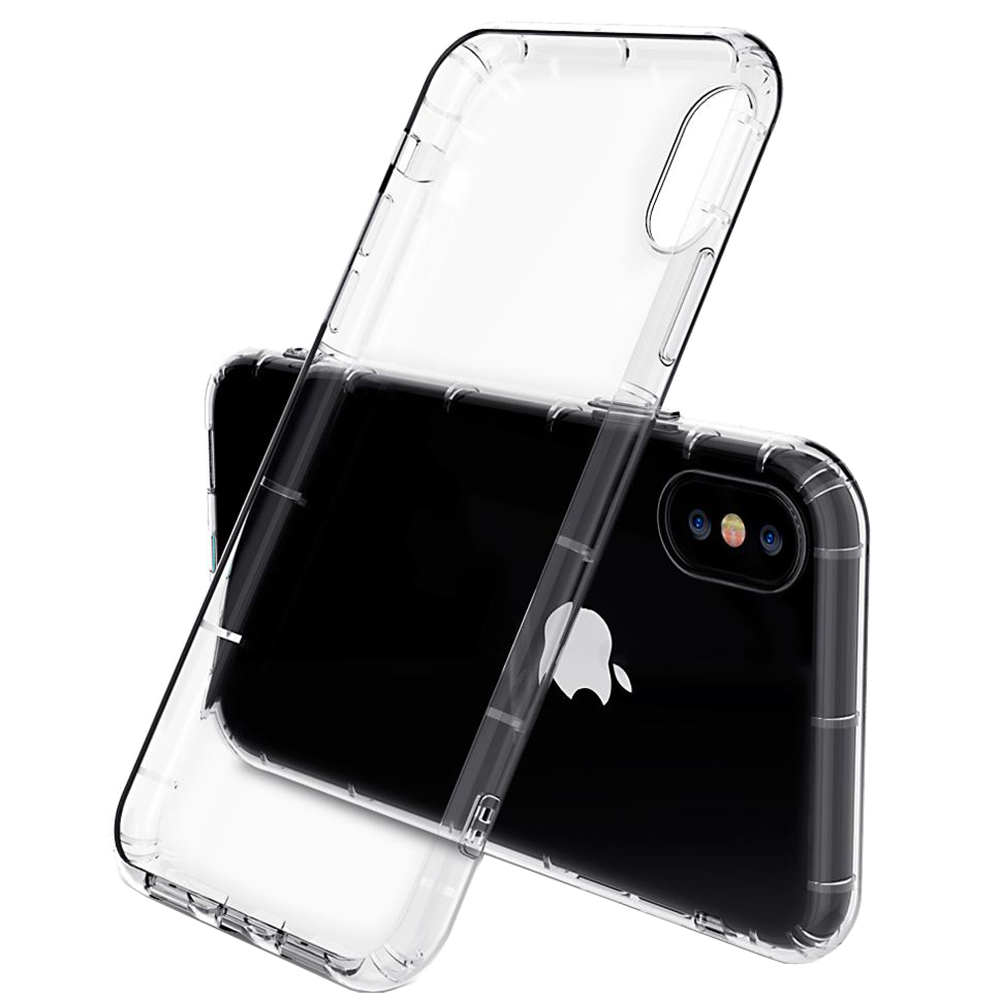 Husa Capac Spate ZMEURINO Air Bumper CLVBUMPIPHX APPLE iPhone X, iPhone Xs
