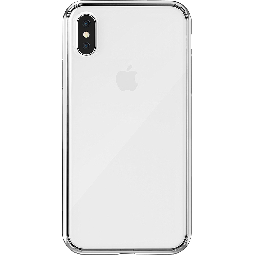 premium selection ba8ac cb330 Phone Cases Back cover Silver APPLE iPhone X, iPhone Xs 189929 STAR ...