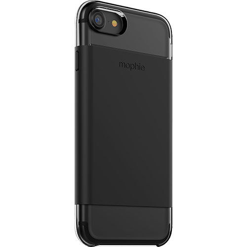Base Case Wrap Ultra Thin Back cover Black Apple iPhone 7, iPhone 8