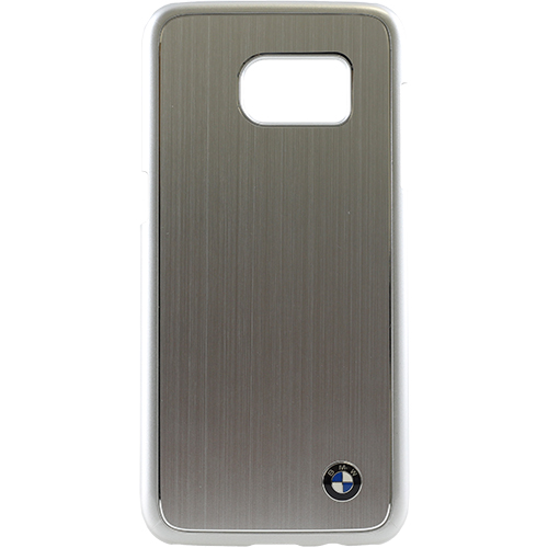 reputable site 611eb 717cd Phone Cases Brushed Aluminium Back cover Grey Samsung Galaxy S7 Edge ...