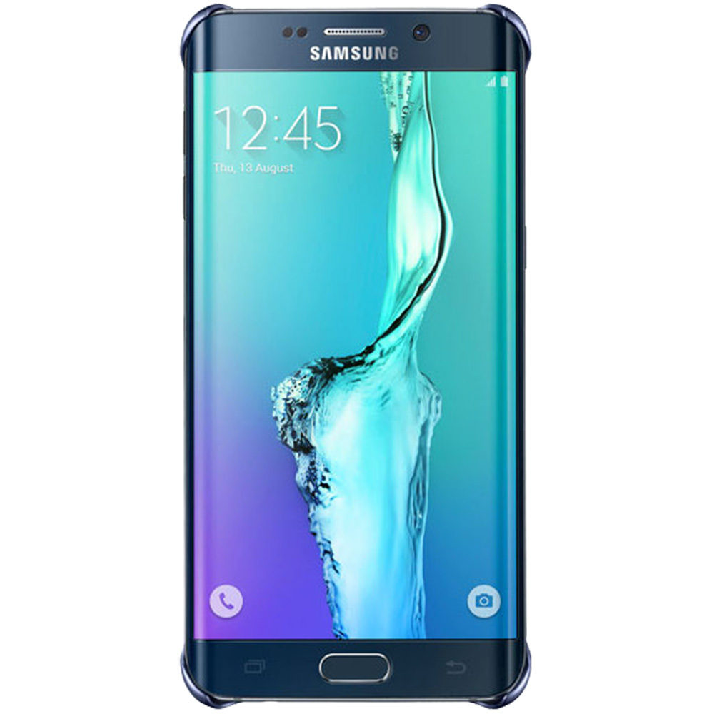 Phone Cases Clear Back Cover Blue Samsung Galaxy S6 Edge Plus 114829 Samsung Quickmobile