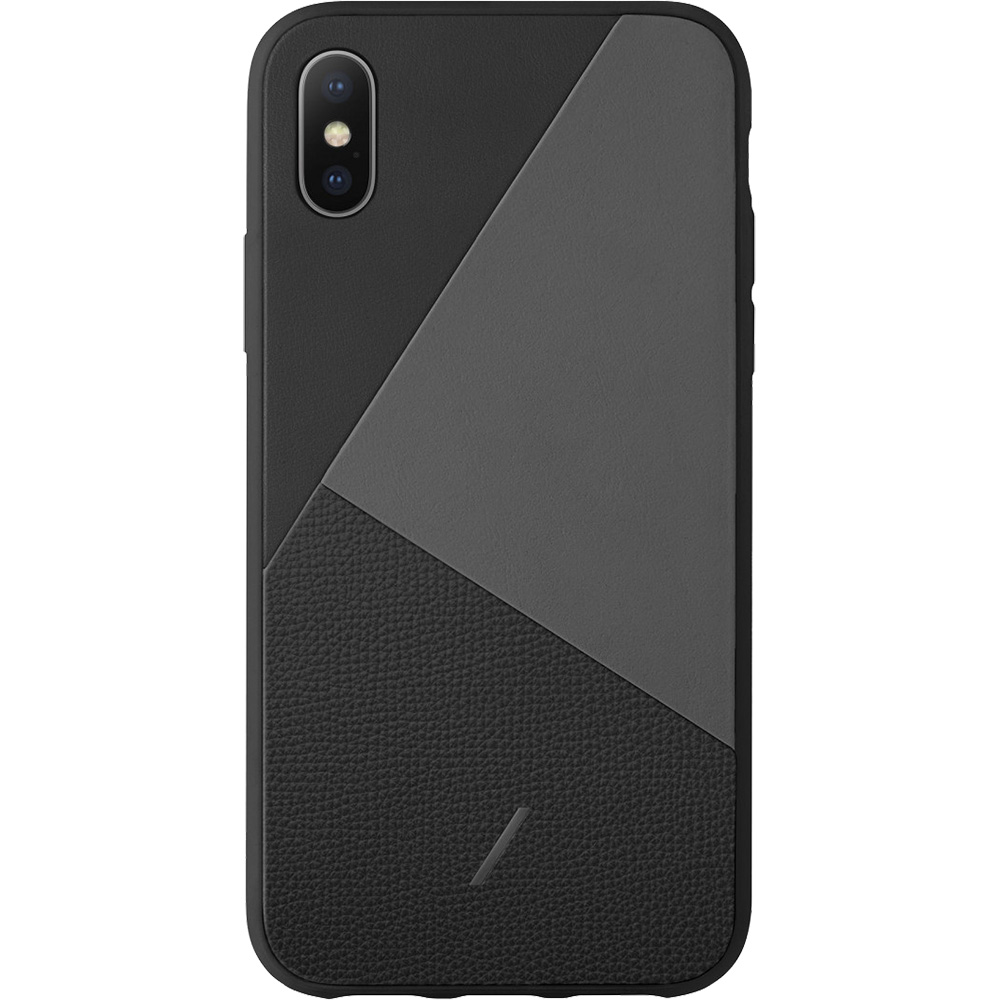 Clic Marquertry Back cover Black APPLE iPhone X, iPhone Xs