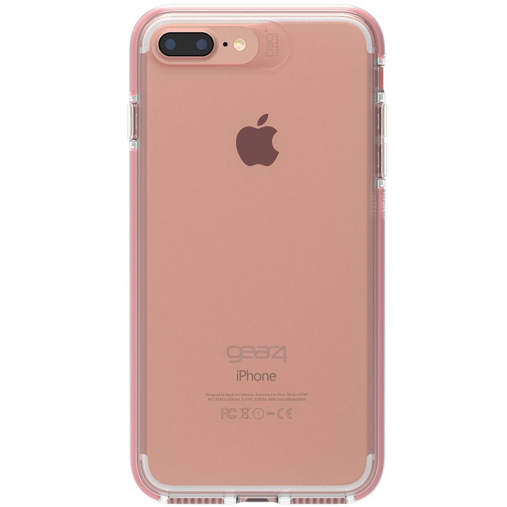 D3O Piccadilly Pink Apple iPhone 7 Plus