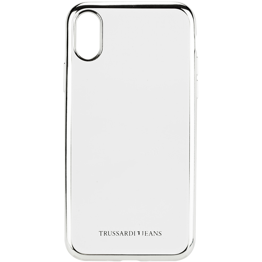 Phone Cases Frame Back cover APPLE iPhone X 187605 TRUSSARDI ...