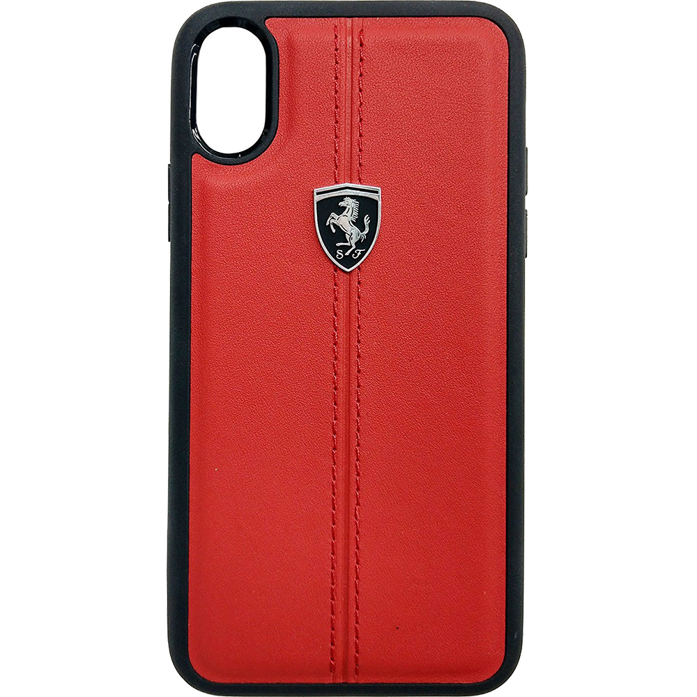 low priced 90006 223f2 Phone Cases Heriatge Back cover Red APPLE iPhone X 185449 FERRARI ...