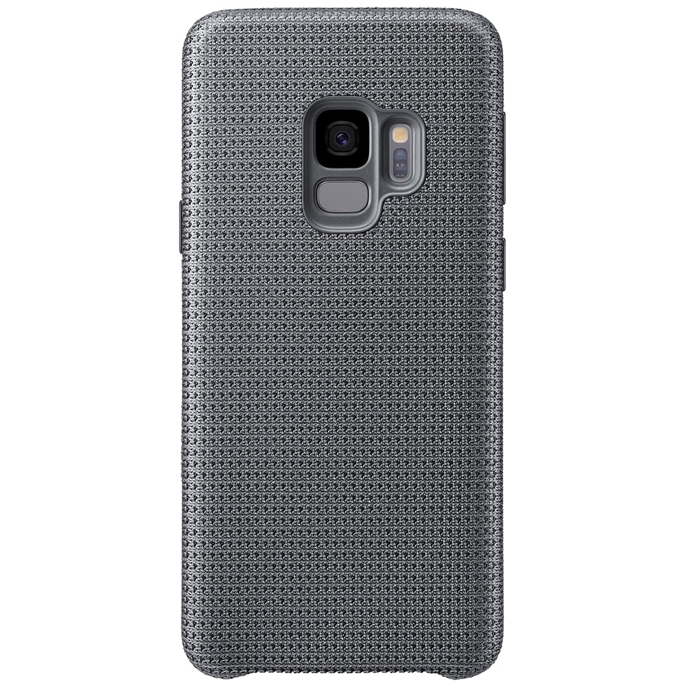 low priced ae351 261f4 Phone Cases Hyperknit Back cover Grey SAMSUNG Galaxy S9 189777 ...