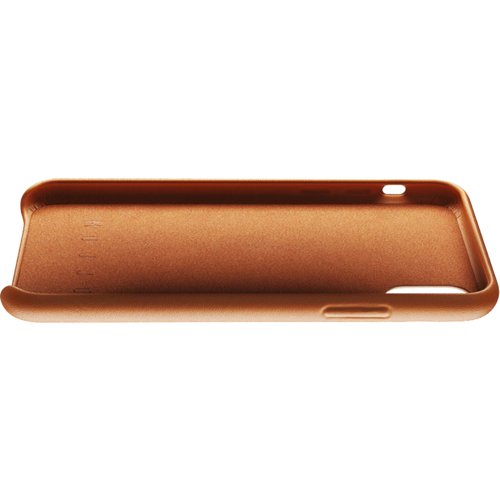 Back Case Back cover Brown APPLE iPhone X, iPhone Xs
