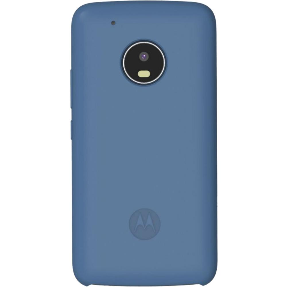 best cheap 845e6 4673f Phone Cases Moto G5 Silicon Back cover Blue MOTOROLA Moto G5 Plus ...