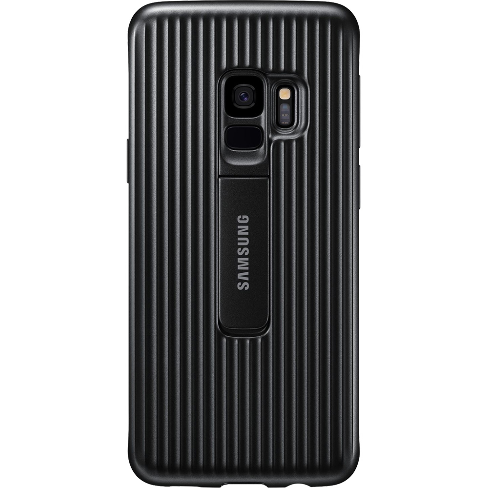Back cover Black SAMSUNG Galaxy S9