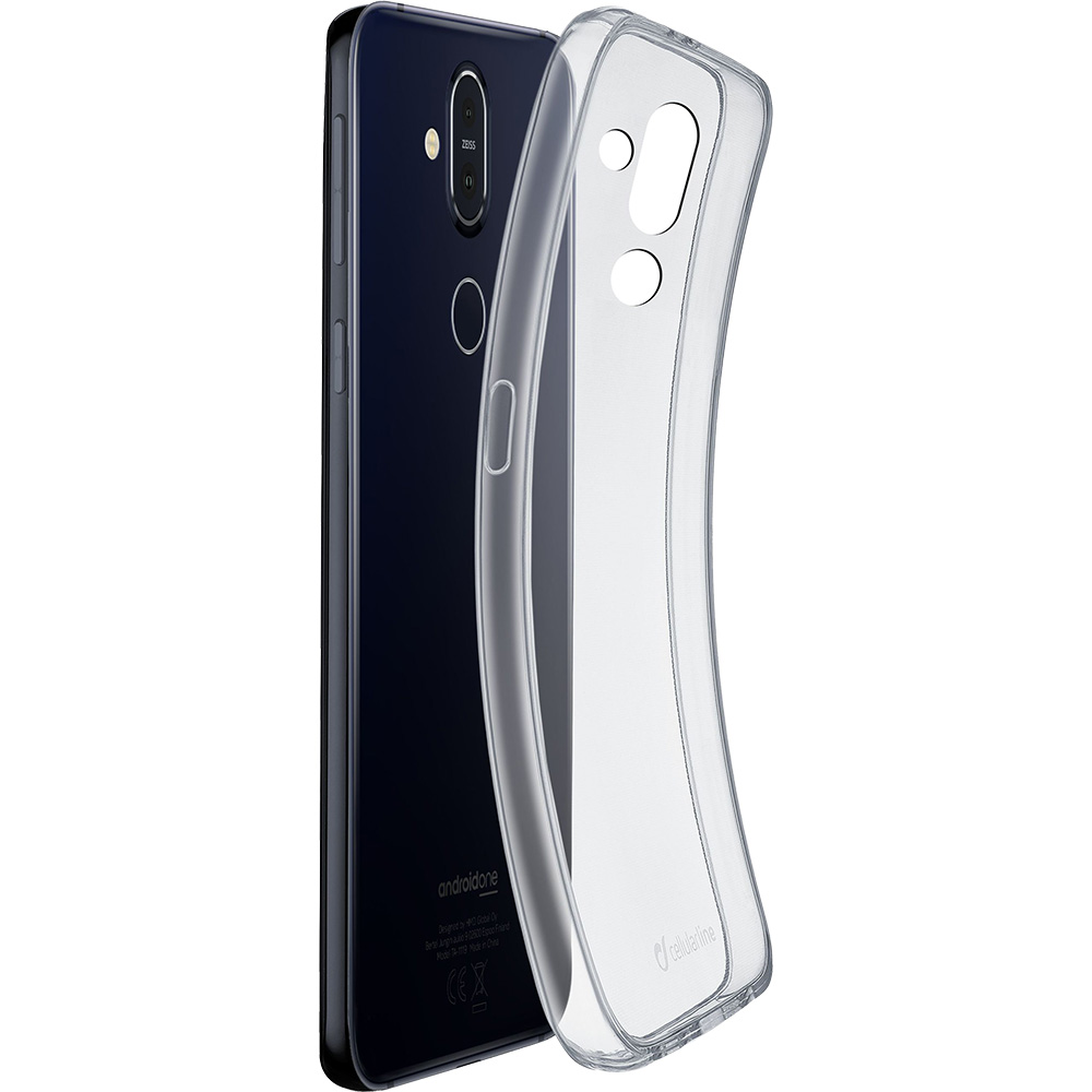 Back cover NOKIA 8.1