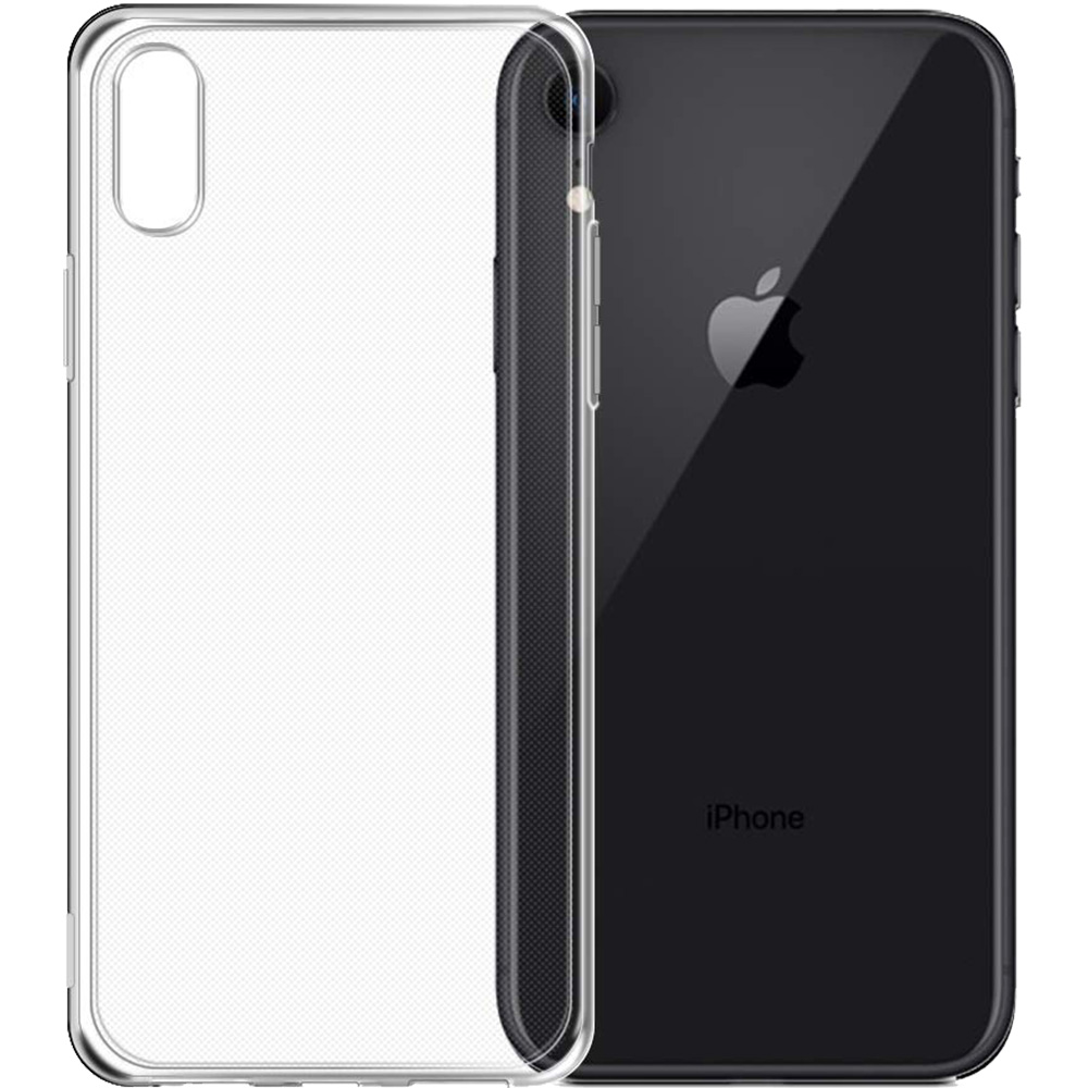 Husa Capac Spate ZMEURINO Soft SOFTCASE_IPHXR APPLE iPhone XR
