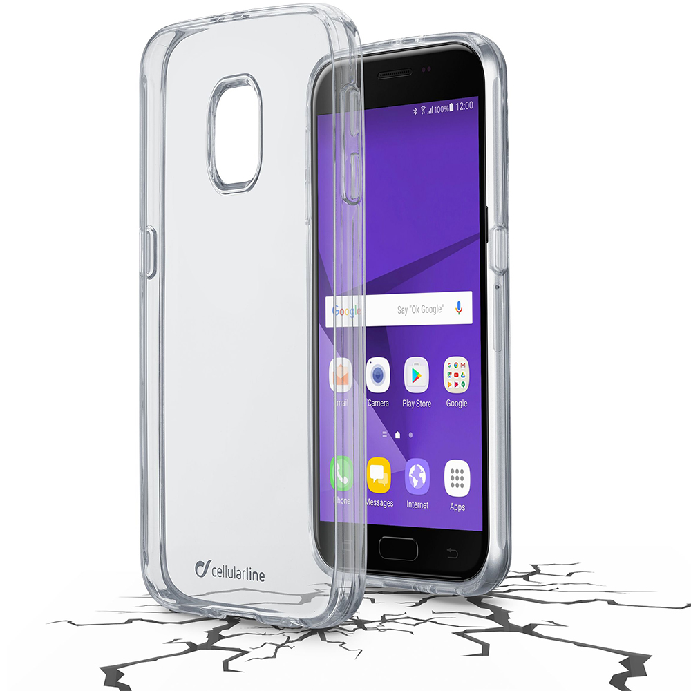Phone Cases Back cover Transparent SAMSUNG Galaxy J3 2017
