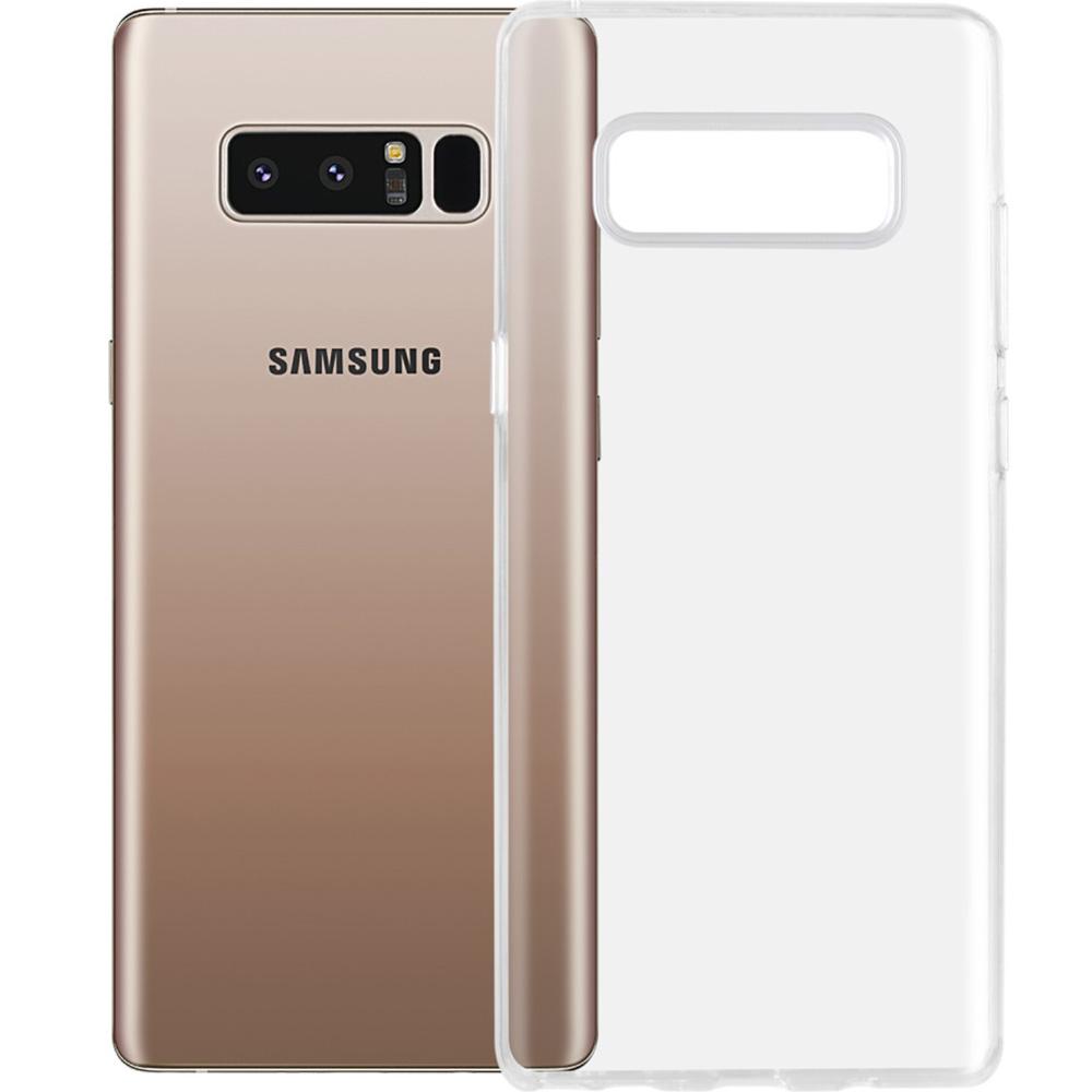 Husa Capac Spate ZMEURINO Transparent CLVSOFTNOTE8 SAMSUNG Galaxy Note 8
