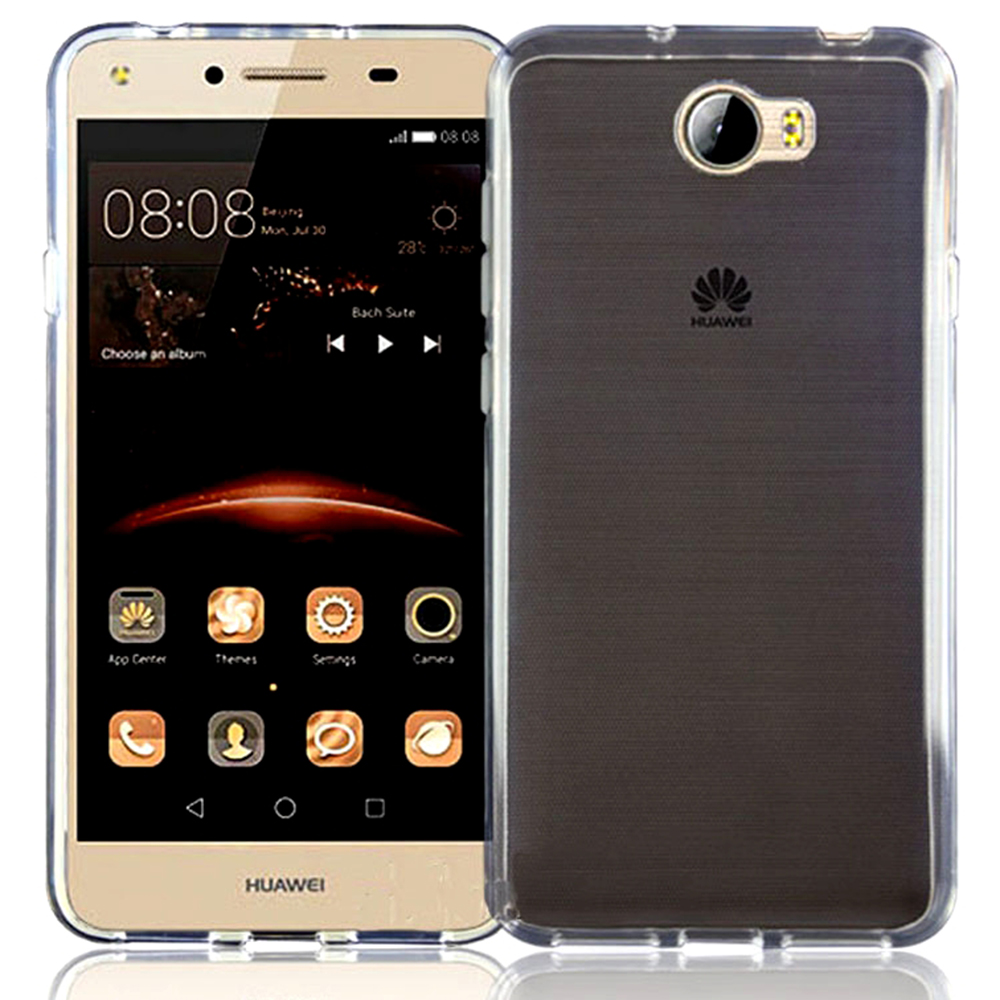 Phone Cases Ultra Slim Back cover Transparent HUAWEI Y3 II 156309 ...