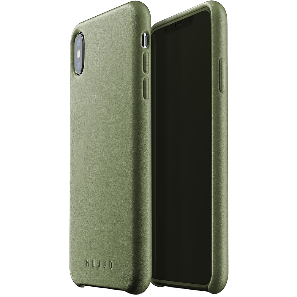 Back cover Green APPLE iPhone Xs Max