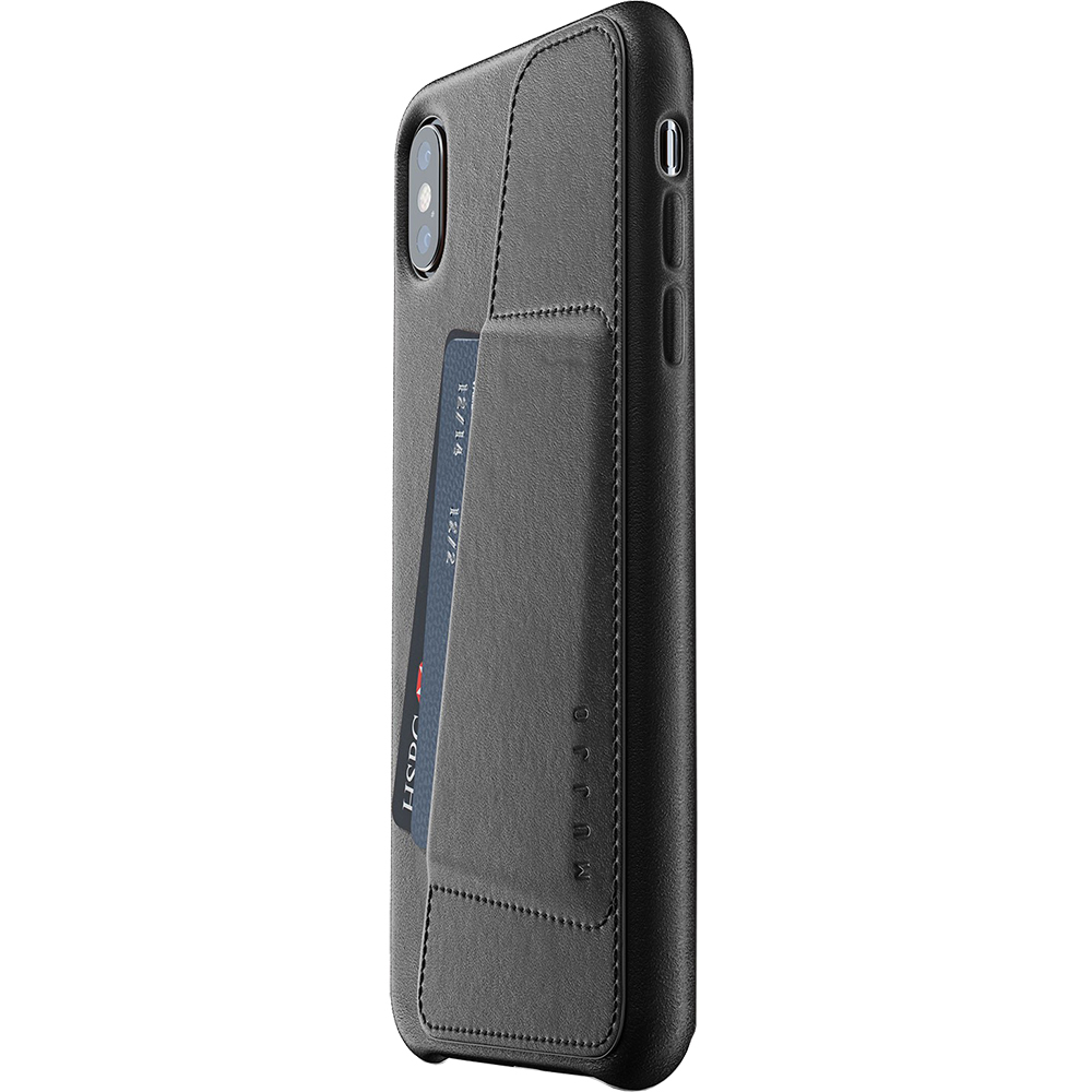 Wallet Back cover Black APPLE iPhone Xs Max