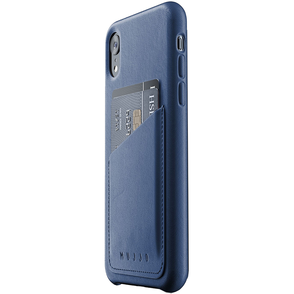 Phone Cases Wallet Leather Back Cover Blue Apple Iphone Xr 197004