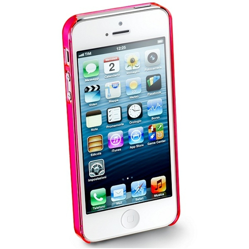 cover iphone 5s cellularline