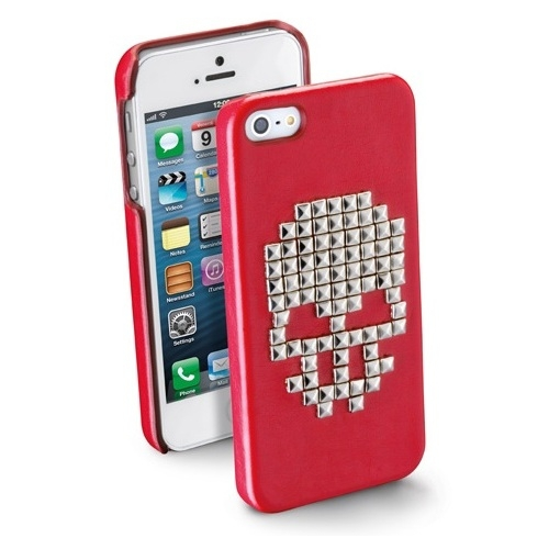 meet 6705b f8639 Phone Cases Skull Back Covers Red APPLE iPhone 5s, iPhone SE 69672 ...