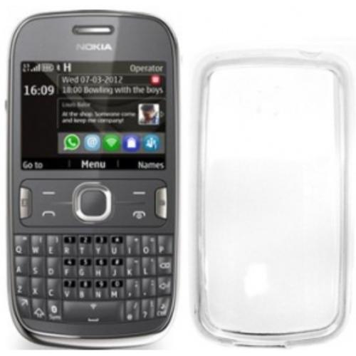 big sale 33252 e5c97 Phone Cases Back cover Transparent NOKIA 302 53708 CELLY Quickmobile ...