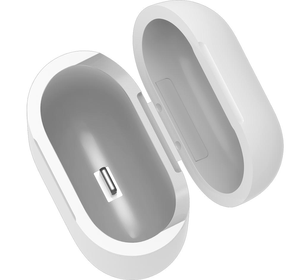 APPLE Husa Cu Incarcare Wireless Pentru Airpods Alb