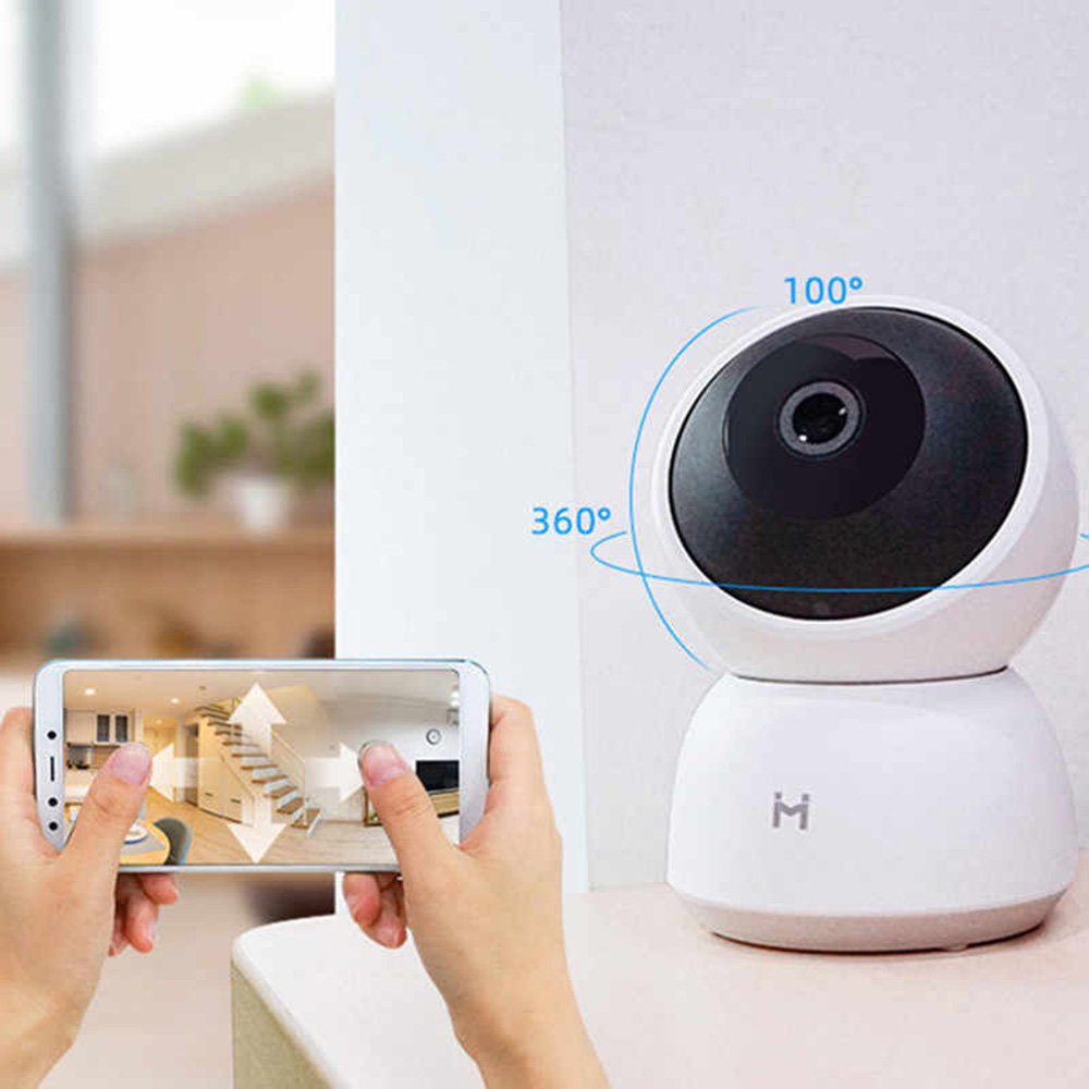 IMILAB Home Security Camera A1 FHD Infrared Night Vision