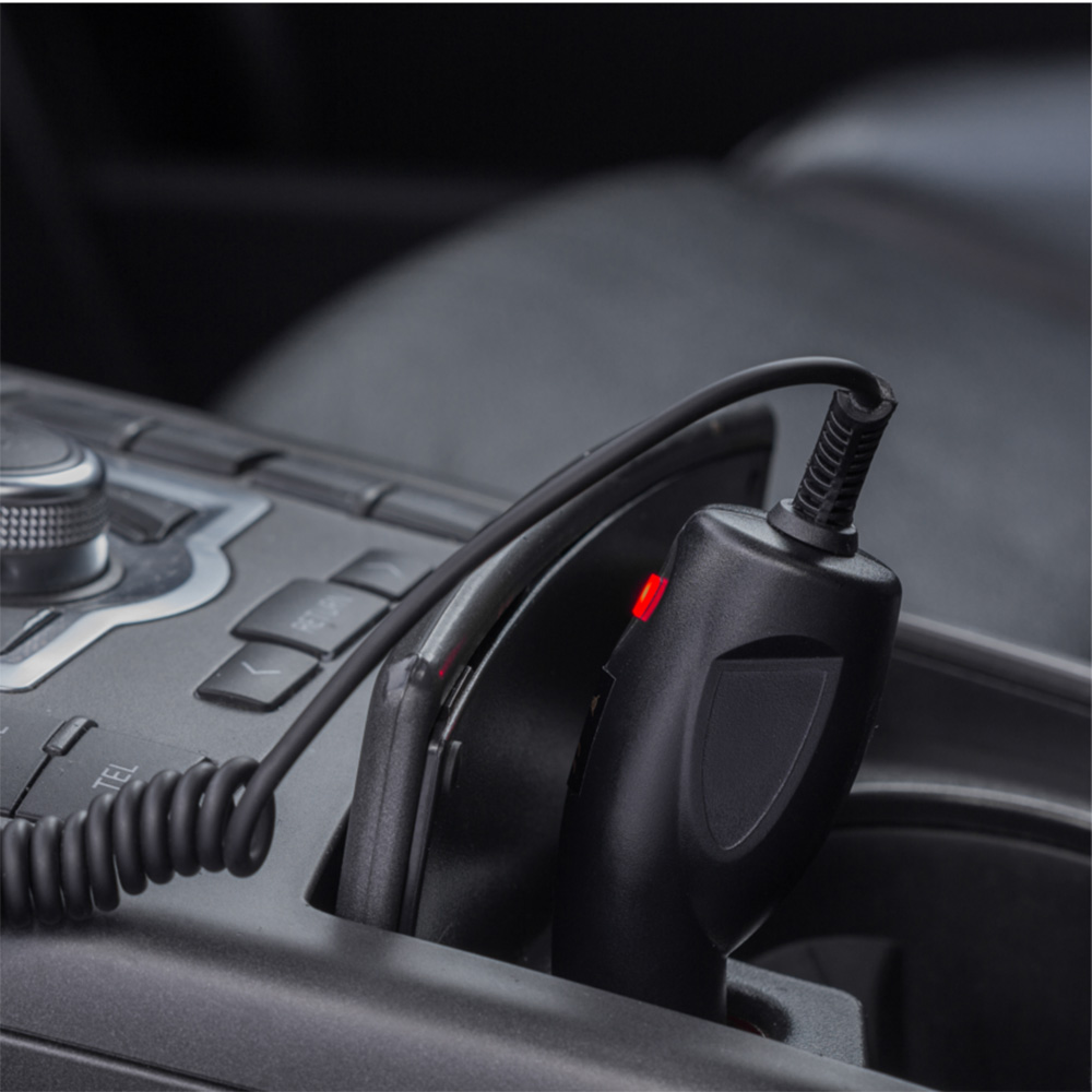 Auto Charger  Black