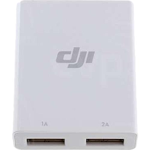Part 55 Hub 2X USB Phantom 4 Charger White