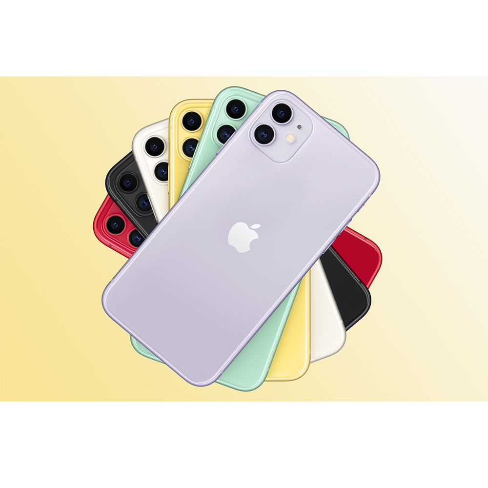APPLE iPhone 11 Dual Sim eSim 128GB LTE 4G Rosu 4GB RAM