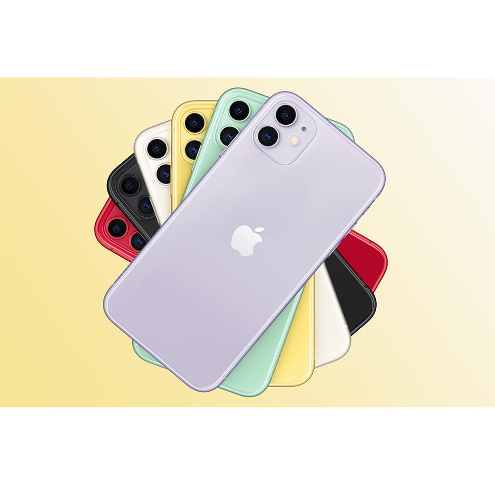 APPLE iPhone 11 Dual Sim eSim 64GB LTE 4G Negru 4GB RAM