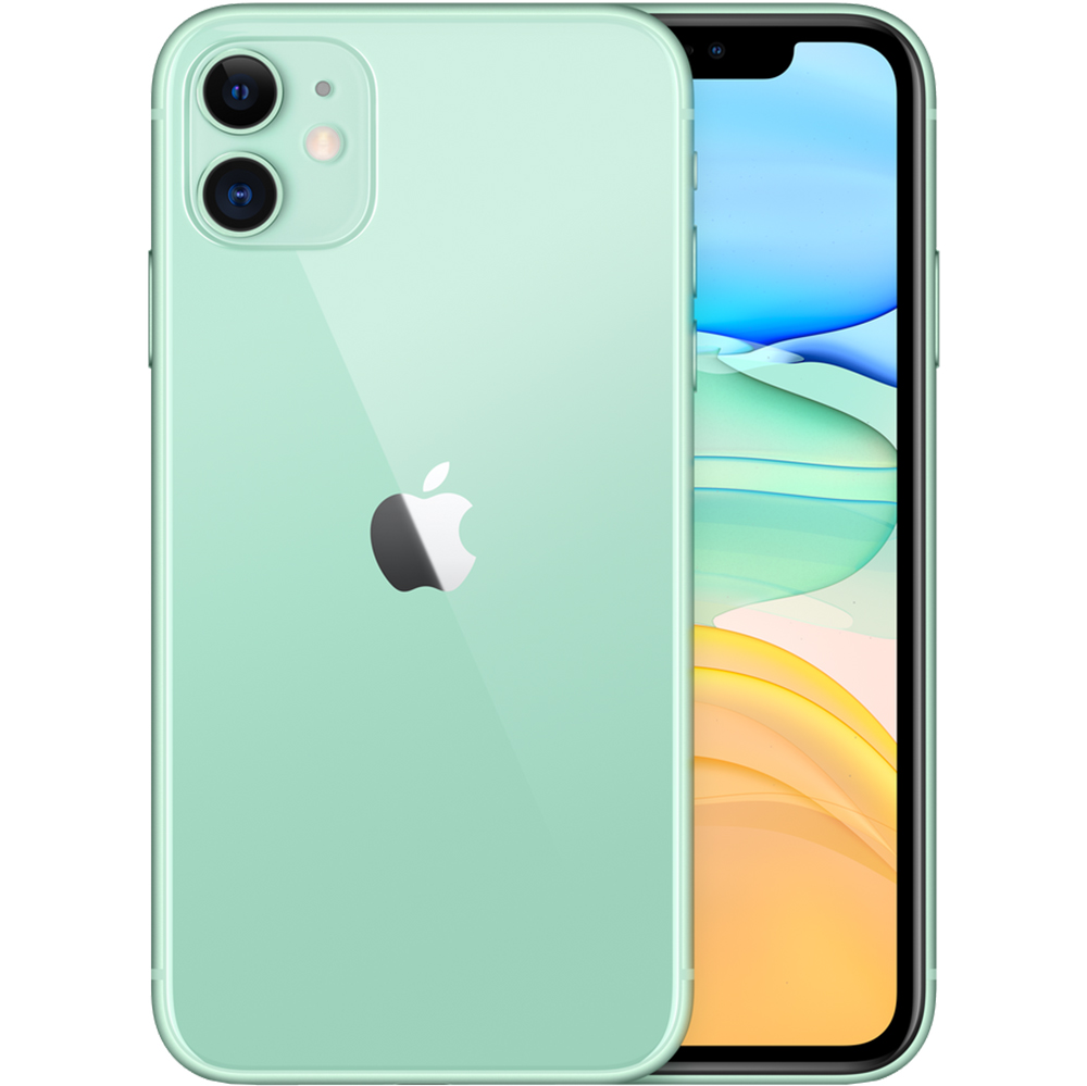 APPLE iPhone 11 Dual Sim eSim 64GB LTE 4G Verde 4GB RAM